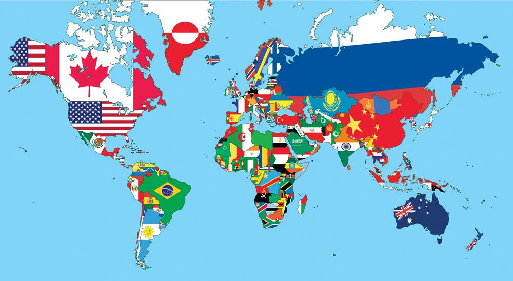Rusi testiraju čitav svijet, diktat znanja iz geografije i u